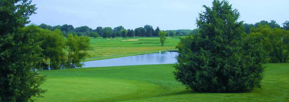 The Wetlands Golf Course MD