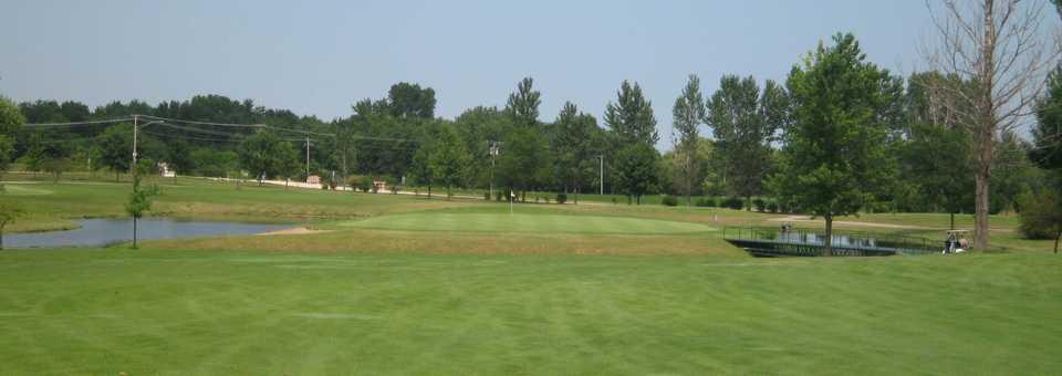 Green Garden Country Club - Gold Course