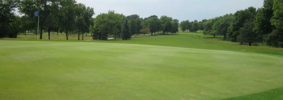 Green Garden Country Club - Blue Course