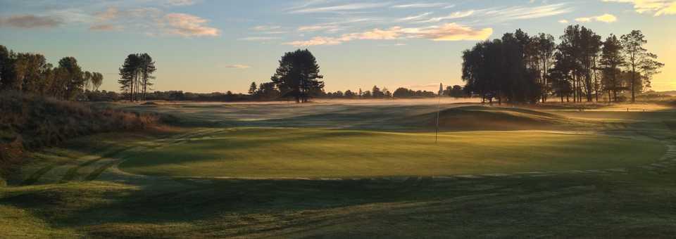 Monifieth Golf Links - Ashludie