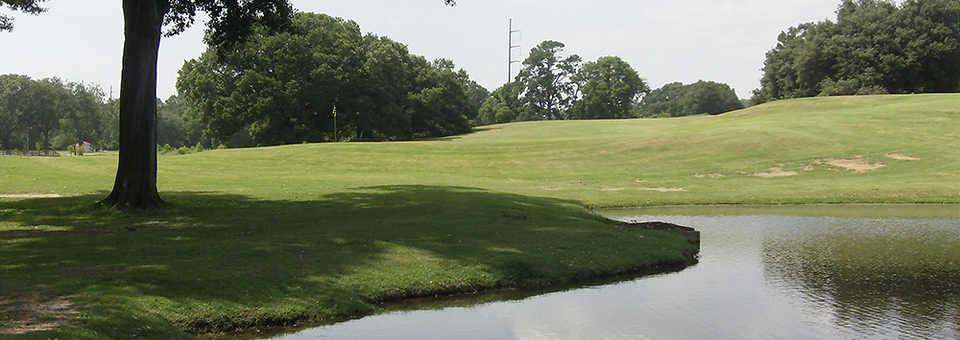 Historic City Park Golf Course