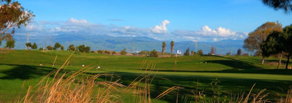 Moffett Field Golf Course