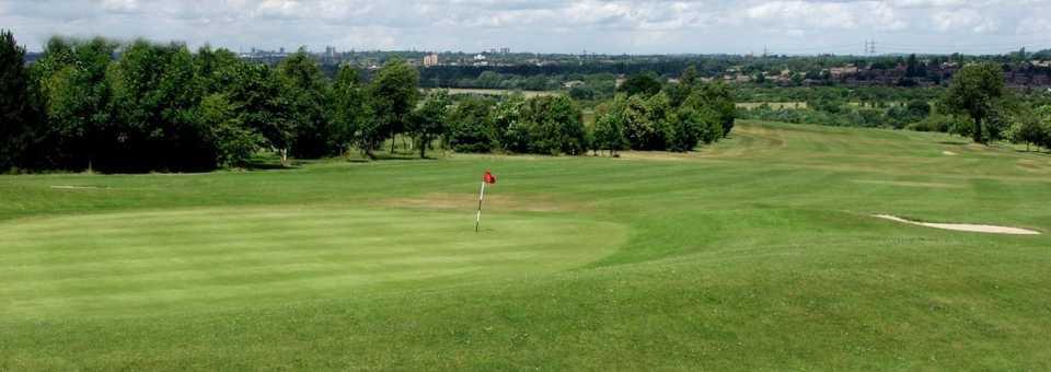 Hilltop (ENG) Golf Course