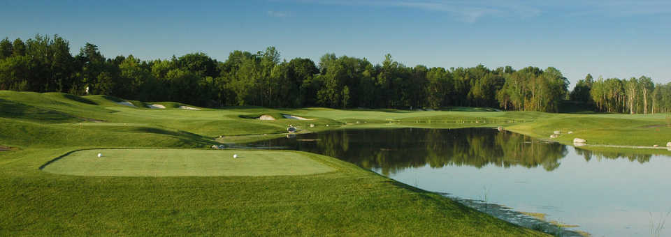 RedCrest Golf Course - Cardinal Golf Club