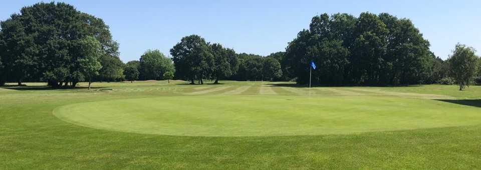 David Lloyd Hampton Golf Course