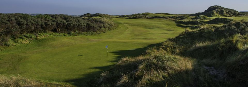 Castlerock Golf Club - Bann course