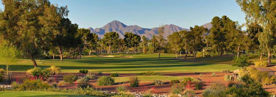McCormick Ranch Golf Club - Palm Course