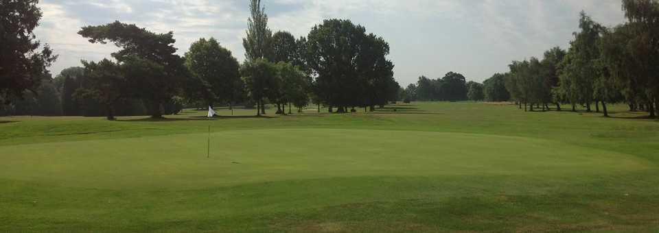 Coulsdon Manor Golf Club