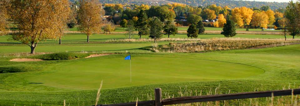 Foothills Golf Course - Par 3