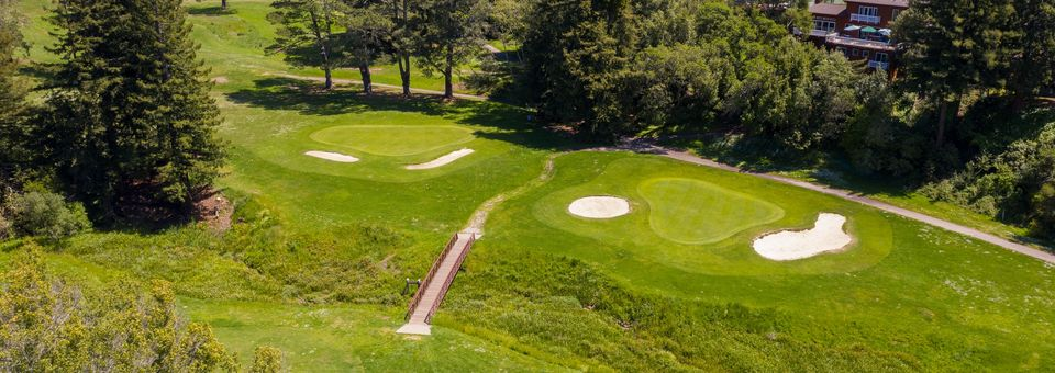 City of Mill Valley Golf Course