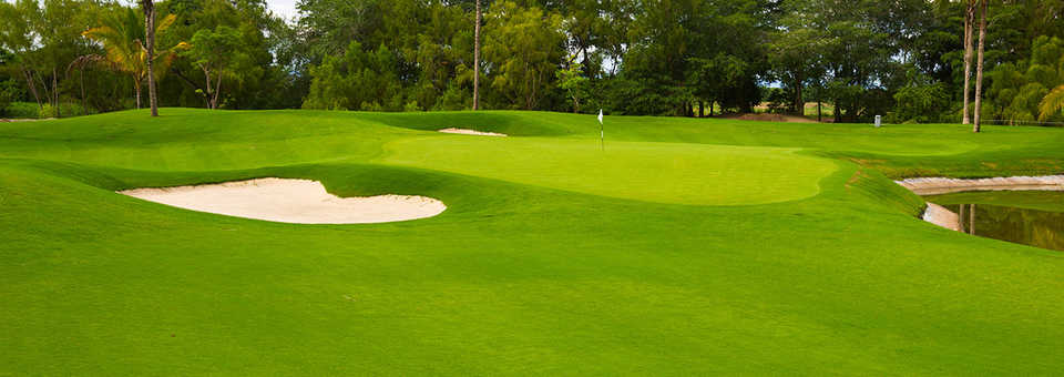 The Norman Signature Golf Course at Vidanta Nuevo Vallarta