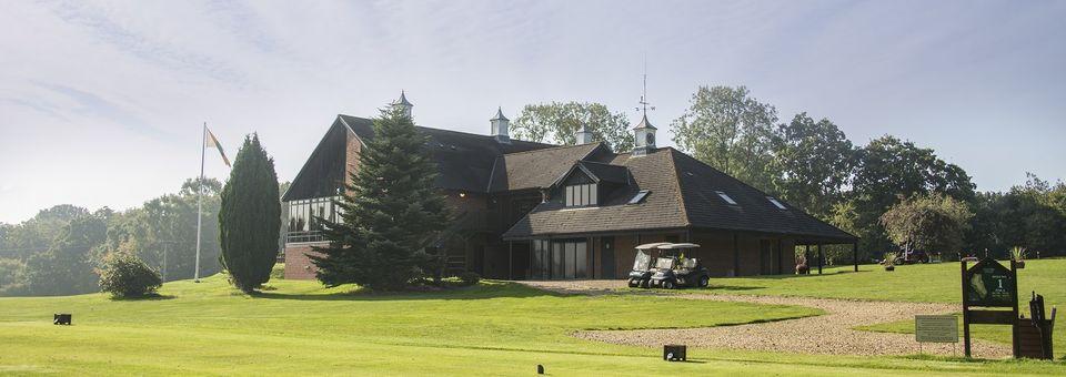 Crane Valley Golf Club - Woodland Golf Course