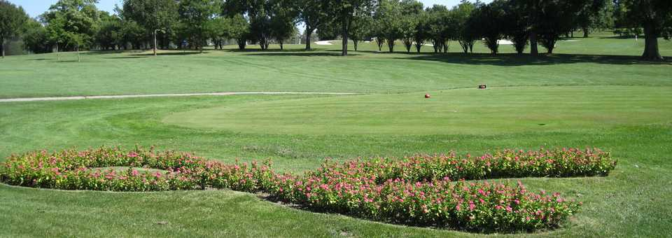 Flagg Creek Golf Course