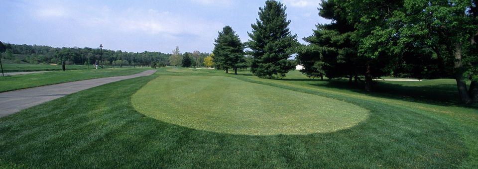 Ohio University - 9 Holes Course