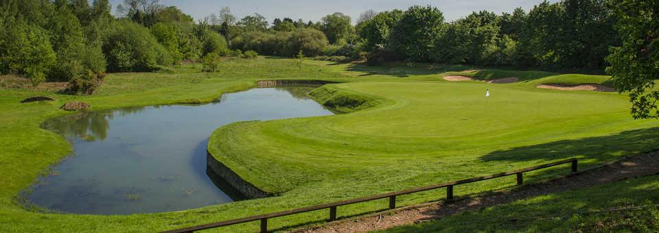Moor Allerton Golf Club - Lakes
