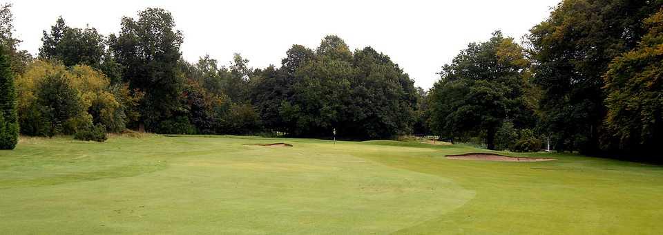 Davyhulme Park Golf Club