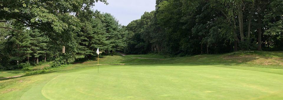 Stoneham Oaks Golf Course - Par 3