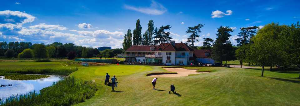 Woolston Manor Golf Club