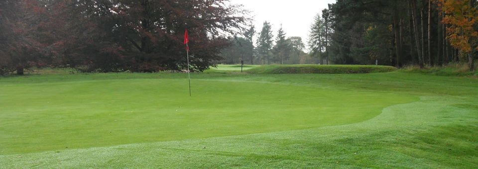 Edzell Golf Club - 9 Hole West Water Course
