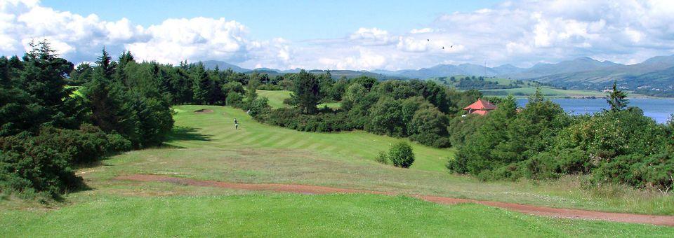 Greenock Golf Club - The Big Course