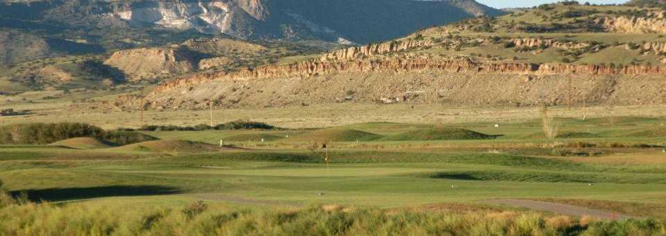 Coyote del Malpais Golf Course