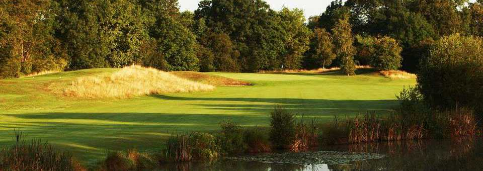 Hever Castle Golf Club - Boleyn Course