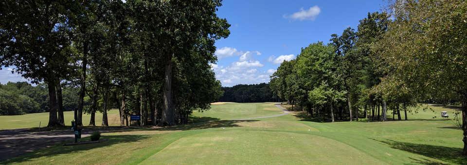 Fall Creek Falls Golf Course