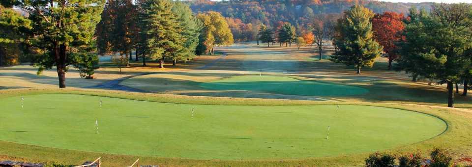 Bella Vista Country Club Golf Course