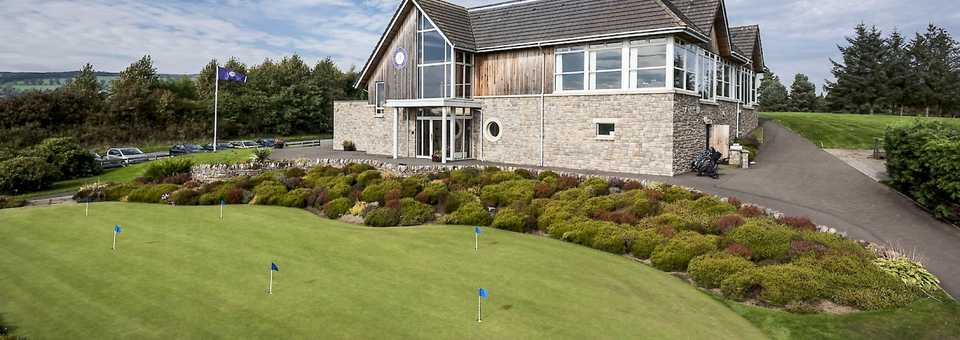 Alyth Golf Club - Glenisla Course