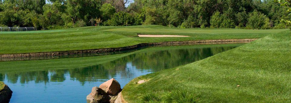 Los Lagos Golf Course