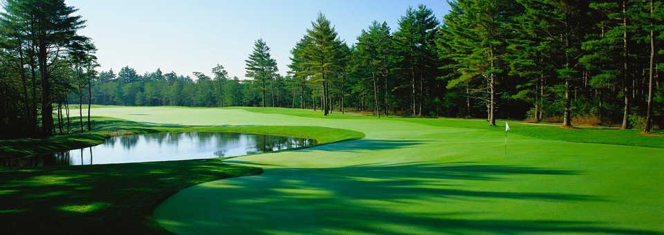 Pinehills Golf Club-Nicklaus Course