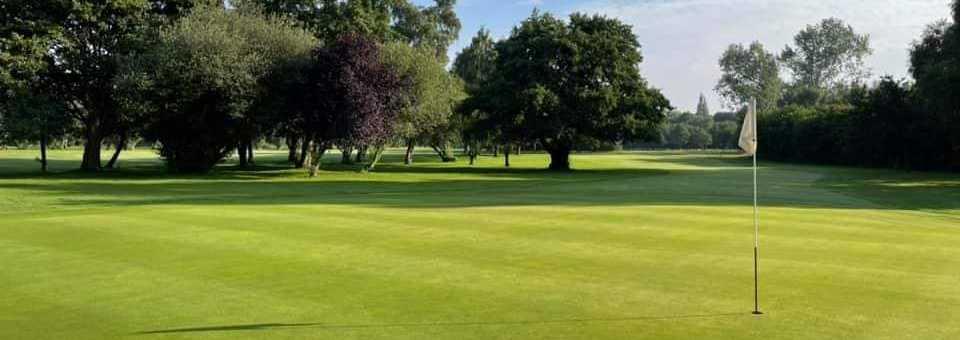 Ashby Decoy Golf Club