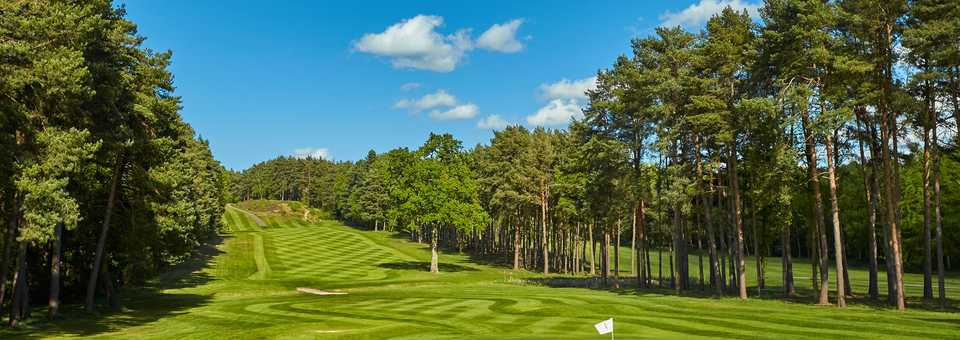 Foxhills Golf Club - Longcross Course