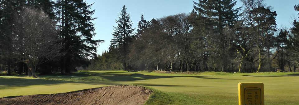 Hazlehead Golf Course - Pines