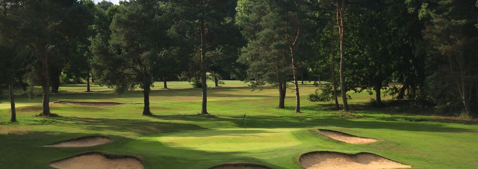 Haste Hill Public Golf Course