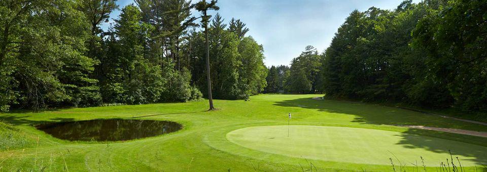 The Ridges Golf Club