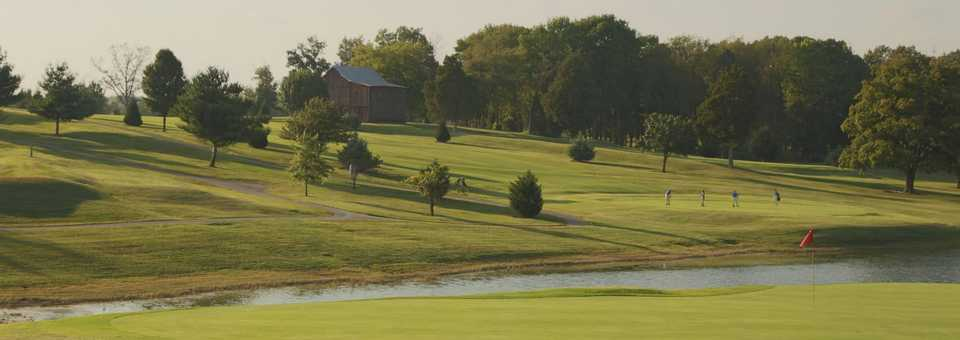 Kenny Perry's Country Creek Golf Course