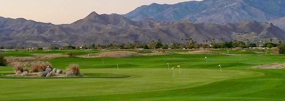 Cimarron Golf Resort - Pebble Course Par3
