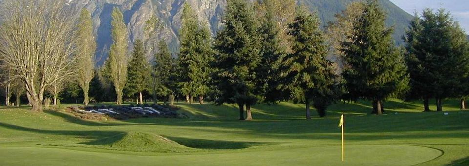 Mount Si Golf Course
