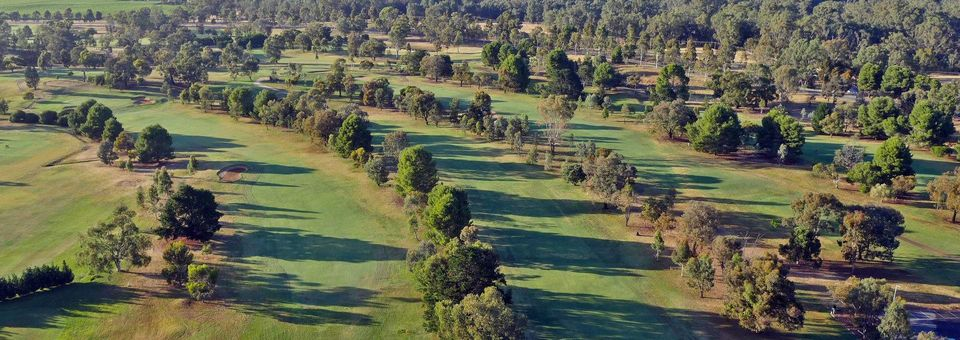Tocumwal Golf Club – Captains Course