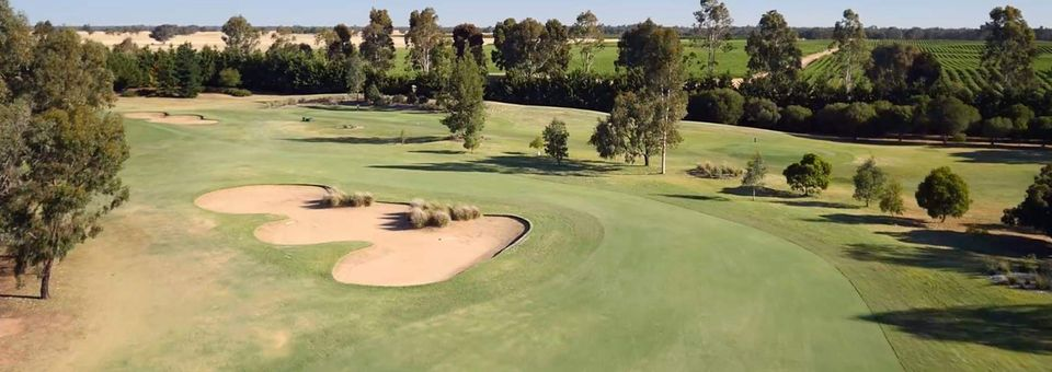 Tocumwal Golf Club – Presidents Course