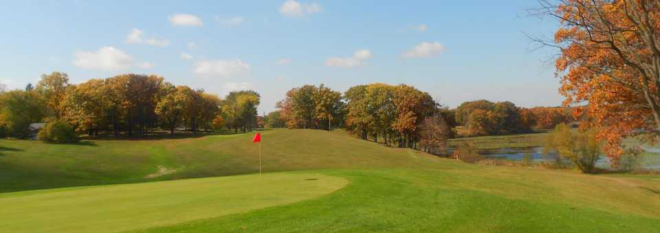 Mink Lake Golf Course