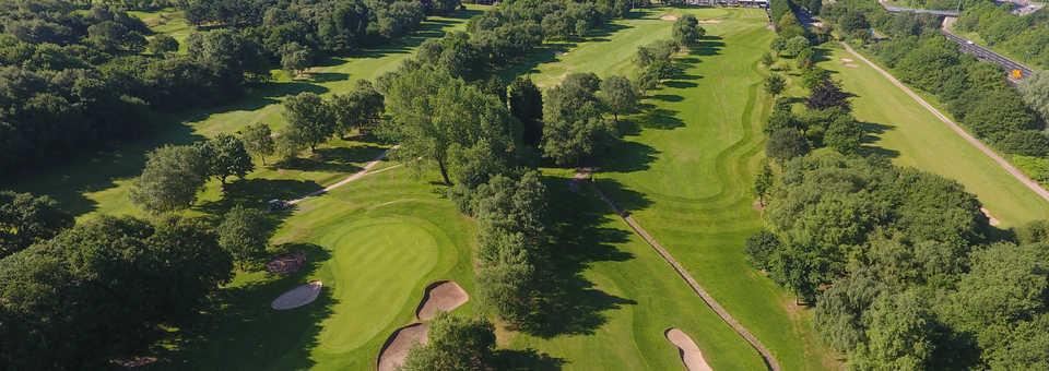 Sandwell Park Golf Club