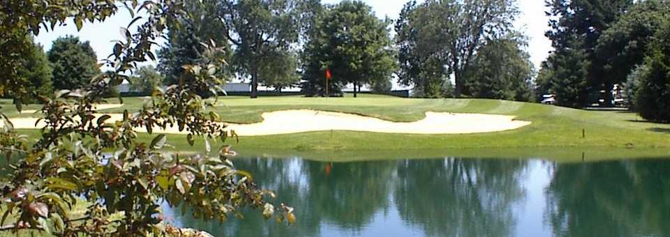 University of Illinois Golf Course - Orange Course