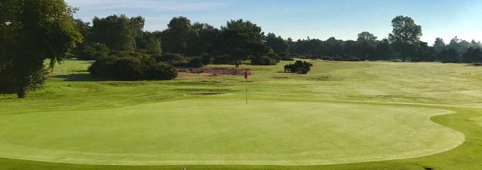 Frilford Heath Golf Club - Red