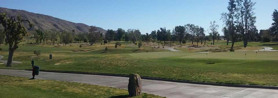 Hawks Landing Golf Course