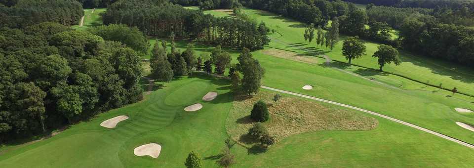 Bramshaw Golf Club - Manor Course