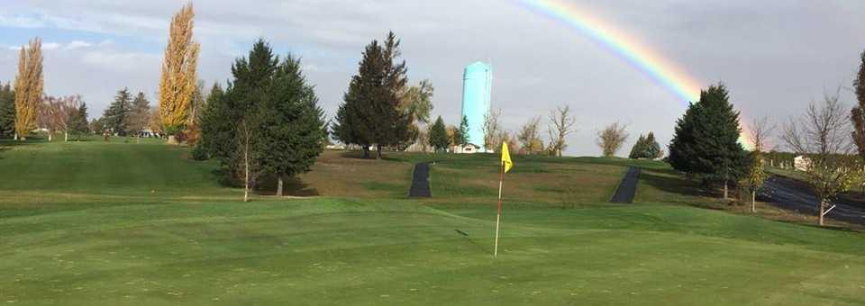 Ritzville Municipal Golf Course