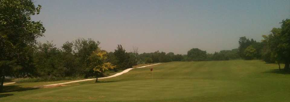 Fort Cobb State Park Golf Course