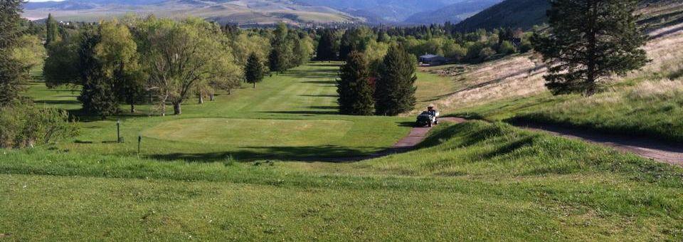 University of Montana Golf Course